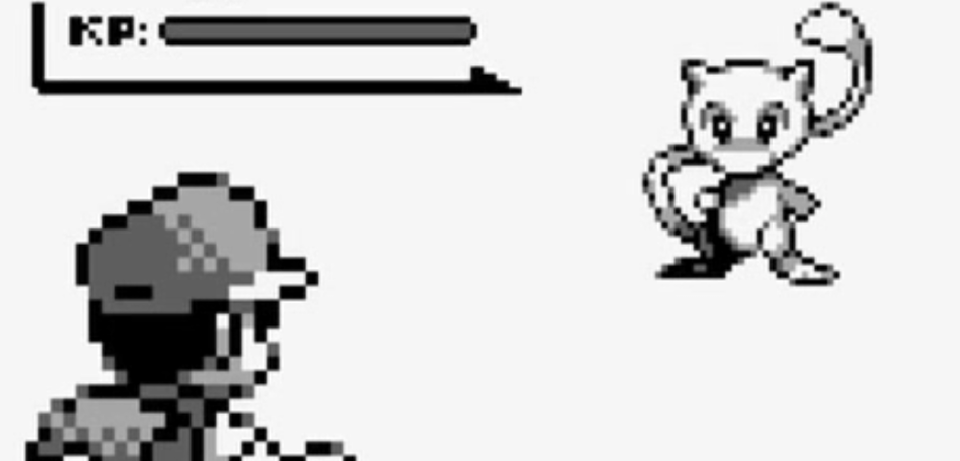 Das Pokémon Mew zu fangen, ist gar nicht schwer