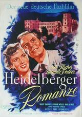 Heidelberger Romanze - Poster