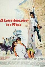 Abenteuer in Rio - Poster