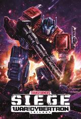 Transformers: War for Cybertron Trilogy - Poster