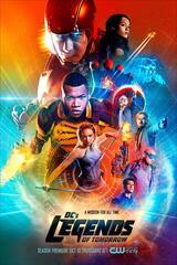 Legends of Tomorrow - Staffel 2 - Poster