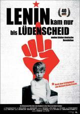Lenin kam nur bis Lüdenscheid - Meine kleine deutsche Revolution - Poster