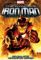 The Invincible Iron Man - Poster