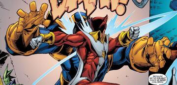 Starfox und Thanos