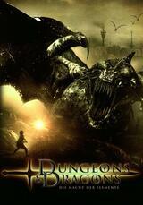 Dungeons & Dragons - Die Macht der Elemente - Poster