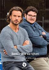 Zorn - Wie sie töten - Poster