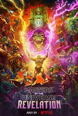 Masters of the Universe: Revelation - Poster