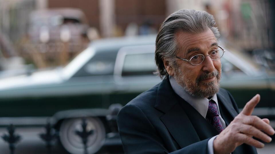 Hunters, Hunters - Staffel 1 mit Al Pacino