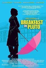Breakfast on Pluto - Poster