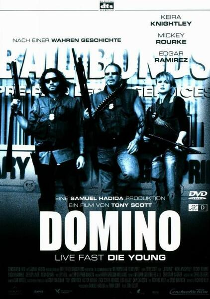 Domino mit Keira Knightley und Édgar Ramírez