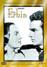 Die Erbin - Poster