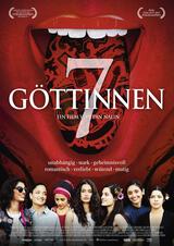7 Göttinnen - Poster