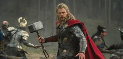 Chris Hemsworth als Thor in Age of Ultron