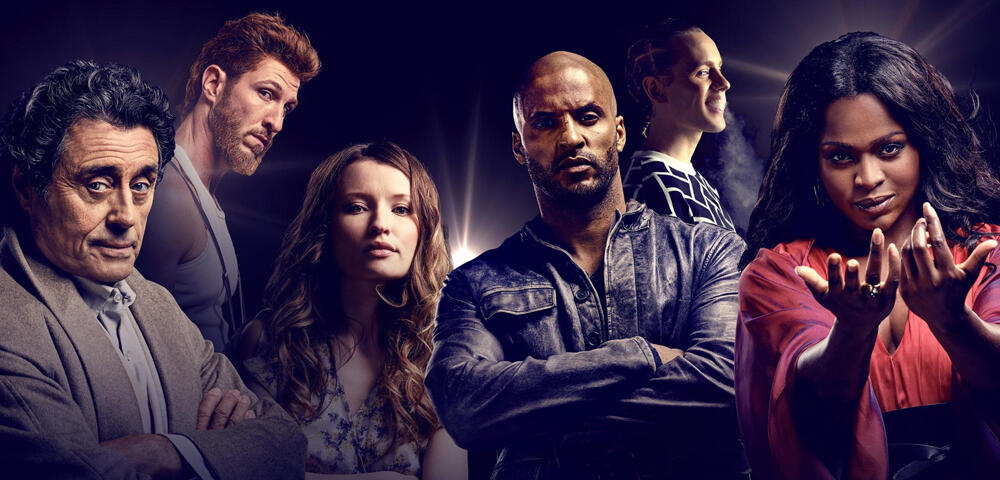 American Gods 2. Staffel