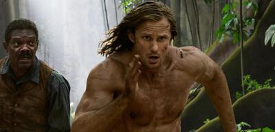 Alexander Skarsgård inLegend of Tarzan