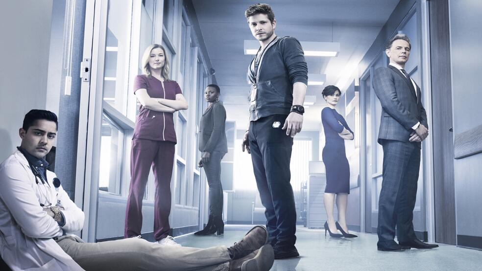 The Resident, The Resident - Staffel 1