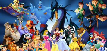 Bild zu:  Viele Disney-Klassiker gibt es auch in Serie
