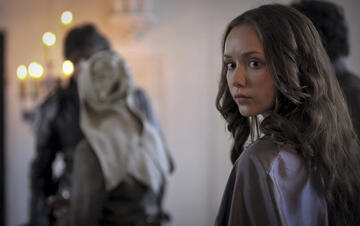 Alexandra Dowling in The Musketeers