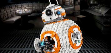 Bild zu:  Wer möchte nicht einen BB-8 haben?