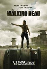 The Walking Dead - Staffel 3 - Poster