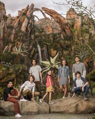 Die Kinderdarsteller in Avatar 2
