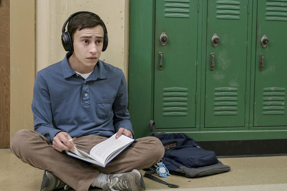 Atypical, Atypical Staffel 1 mit Keir Gilchrist