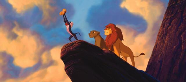 affe aus könig der löwen