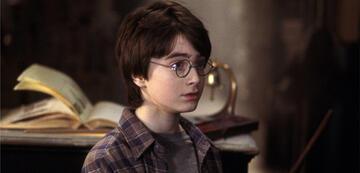 Du bist ein Zauberer, Harry.