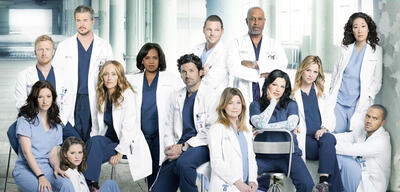Viel erlebt: Die Besetzung von Grey's Anatomy