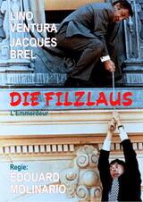 Die Filzlaus - Poster