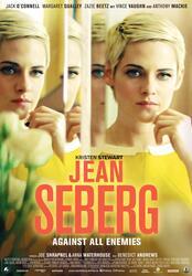 Jean Seberg - Against all Enemies Poster