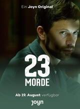 23 Morde - Poster