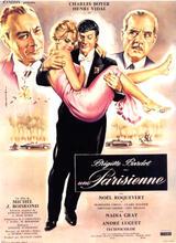 Die Pariserin - Poster