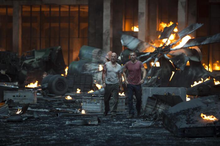 Guter Actionfilm 2013