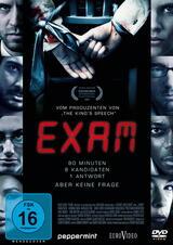 Exam - Tödliche Prüfung - Poster