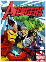 Die Avengers - Die mächtigsten Helden der Welt - Poster