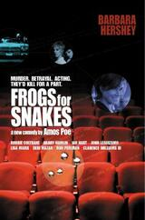 Frogs for Snakes - Poster