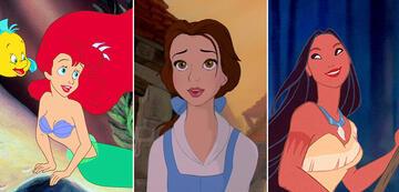 Disney-Filme aus den Neunziger Jahren schnitten stark ab.