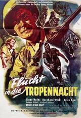 Flucht in die Tropennacht - Poster