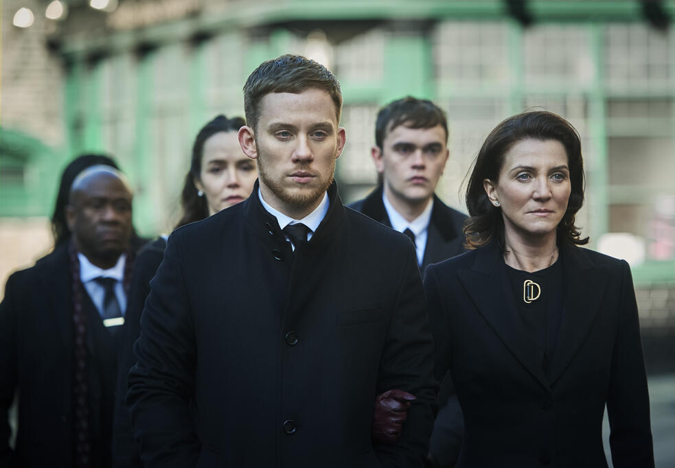Gangs of London, Gangs of London - Staffel 1 mit Michelle Fairley und Joe Cole