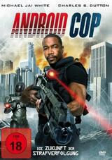 Android Cop - Poster