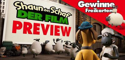 Gewinne Freikarten für Shaun das Schaf - Der Film in der moviepilot-Preview