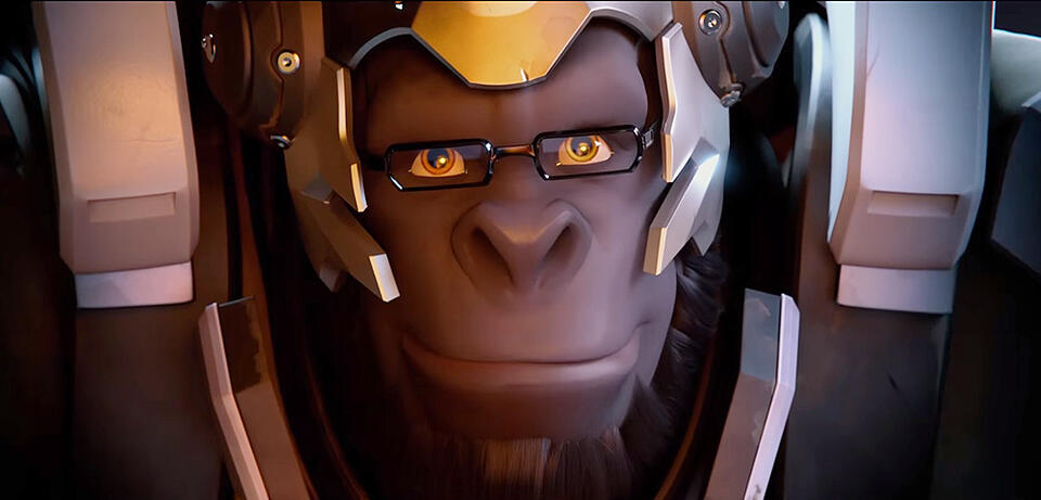 Winston aus Overwatch