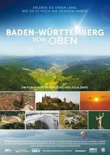 Baden-Württemberg von oben - Poster