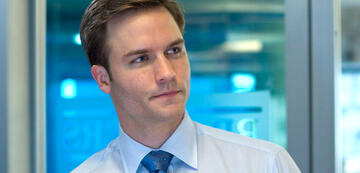 Lucifer-Neuzugang Scott Porter in The Good Guy