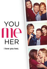 You Me Her - Poster