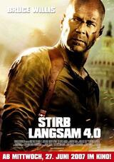 Stirb langsam 4.0 - Poster