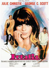 Petulia - Poster