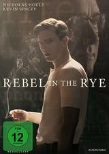 Rebel in the Rye - Poster