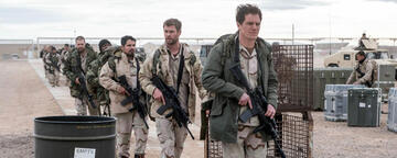 Operation: 12 Strong mit Michael Shannon